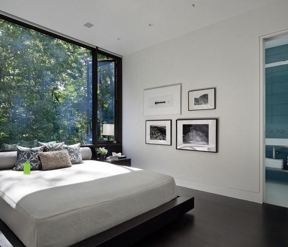 Декоративные и стильные стены из гипсокартона фото